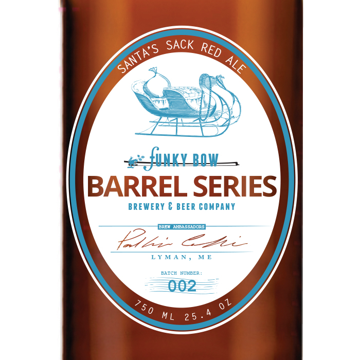 BARREL SERIES : LIMITED EDITION